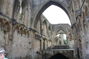 Glastonbury Abbey-Lady Chapel