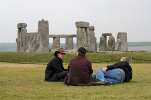 Hanging Out at Stonehenge