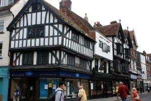 """""""Haunch of Venison"""" restaurant in Salisbury"""
