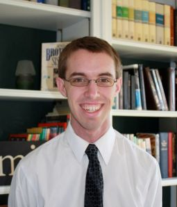 Tim's missionary application photo